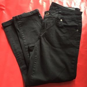 Buffalo David Bitton Black Skinny Jeans